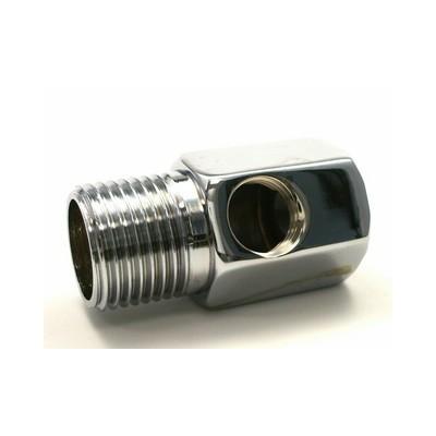 Connecteur de dérivation Inox 1/2 x1/2