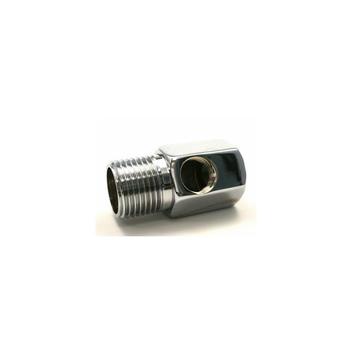 Connecteur de dérivation inox 1/2 X 1/2