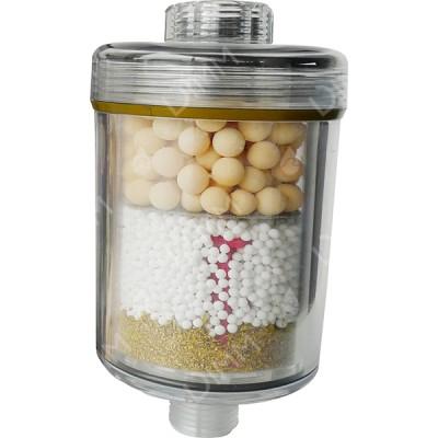 Filtre Douche ou bain marque AQUAPRO anti-chlore anti-calcaire anti-métaux lourds et pesticides