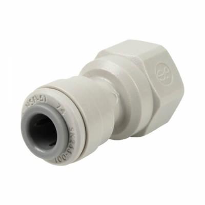 Raccord filetage 7/16 x 1/4 pour robinet pour osmoseur sous évier