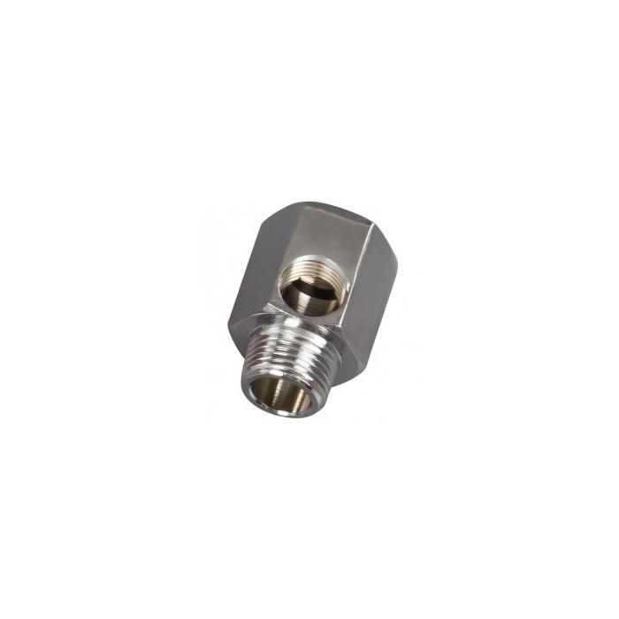 Connecteur de dérivation inox 3/8X3/8