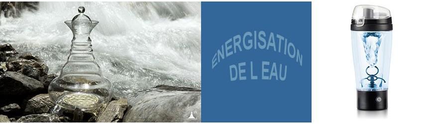 Revitalisation de l'eau